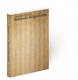 Jaarboek voor Nederlandse boekgeschiedenis 21 omslag