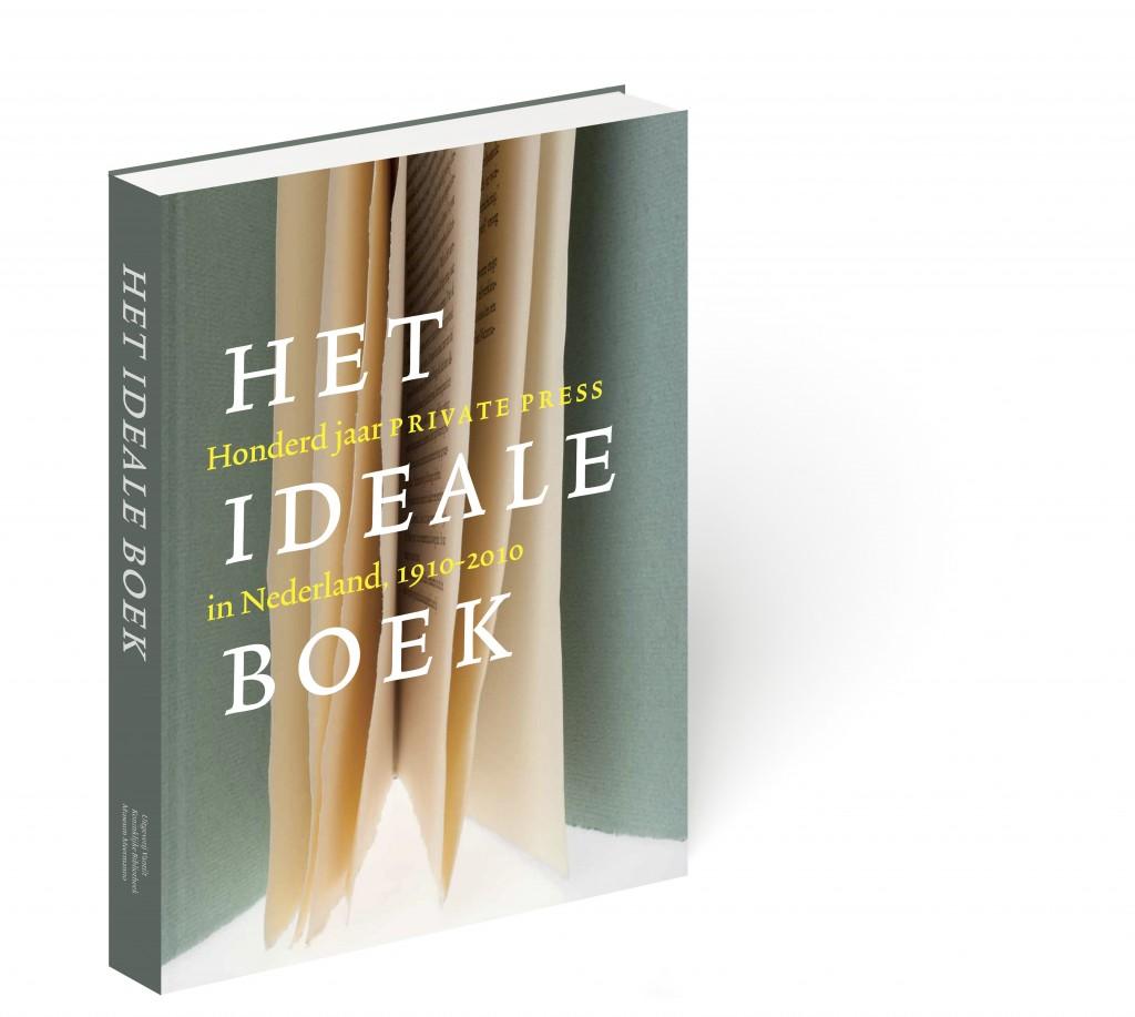 Het ideale boek cover