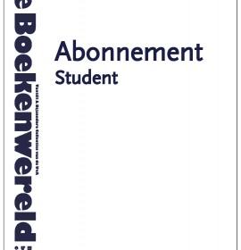Boekenwereld student