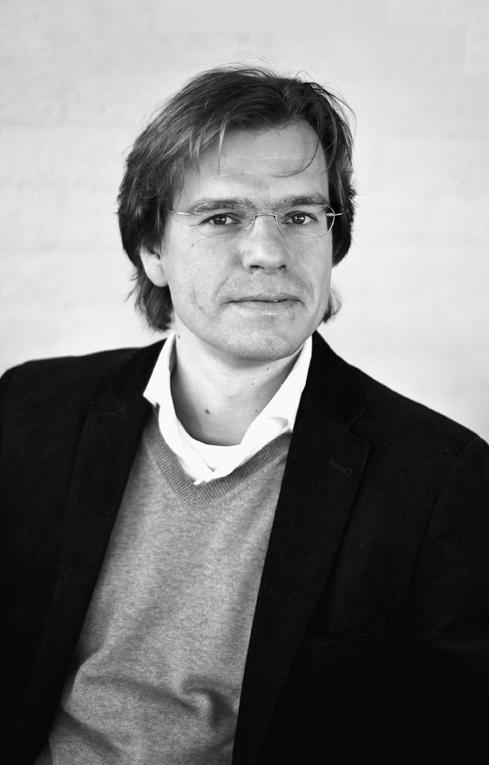 Auteursportret Gert-Jan van der Heiden