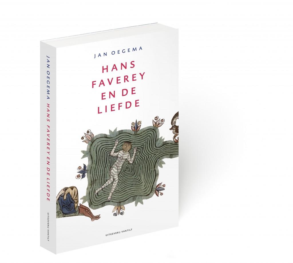 Hans Faverey en de liefde cover