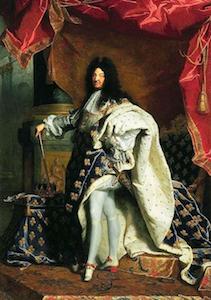 Madame de Maintenon Lodewijk XIV Vantilt-klein