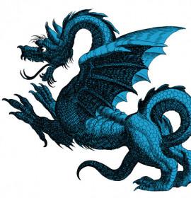 draakblauw
