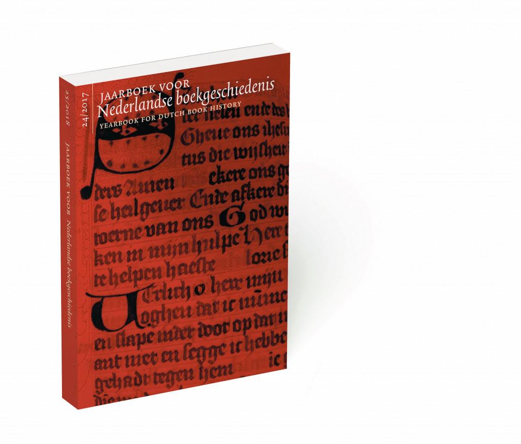 Jaarboek voor Nederlandse boekgeschiedenis kopie